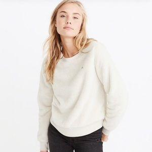 The A&F Sherpa Sweatshirt